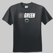 Go Green SVFC White  - DryBlend™ 50 Cotton/50 DryBlend™Poly T Shirt 2