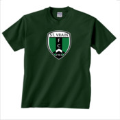St Vrain FC Color  - Ultra Cotton™ 100% Cotton T Shirt 2