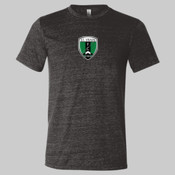 SVFC Small Logo - Triblend Short Sleeve T-Shirt 2